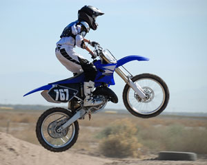 dirt bike jumper
